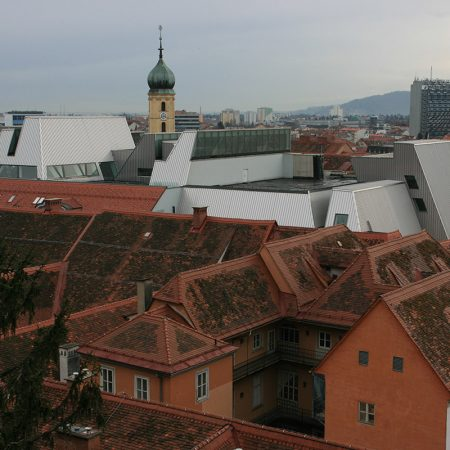 Dachlandschaft Graz, ©ICOMOS Austria