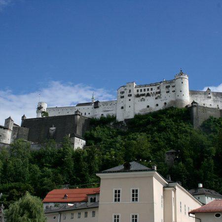 Festung Hohensalzburg, ©ICOMOS Austria