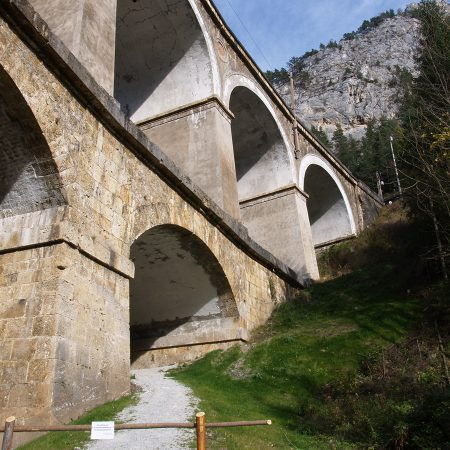 Semmeringbahn (Kalte Rinne), ©ICOMOS Austria